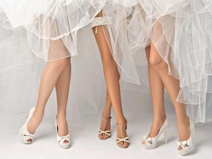 Свадебные туфли на высоком каблуке купить