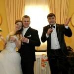 Ведущий праздников и свадеб Крутихин Михаил