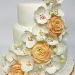свадебные торты на заказ фото и цены