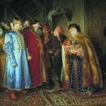 Свадебные традиции: Древняя Русь