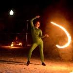 световое и огненное шоу
