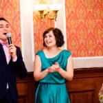 поздравление от гостей на свадьбе