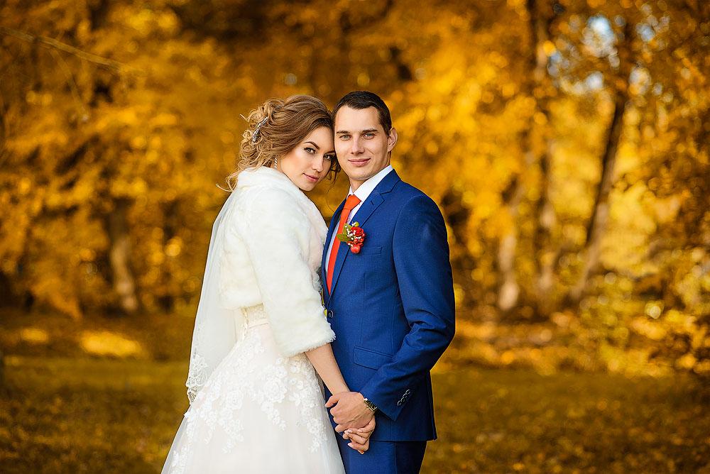 Фотография свадьба в ноябре фото