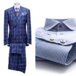 Закажите костюм от Mr. & Mrs. Great — получите сорочку в подарок!