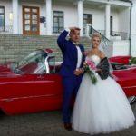 видеосъёмка свадеб в одинцово