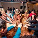 Килиманджаро шоу барабанщиков