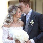 Никита Пресняков и Алёна Краснова поженились в Одинцовском районе