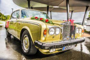 С ветерком Выбираем транспорт на свадьбу
