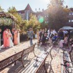 свадьба в Немчиновка парк