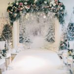 Особенности зимней свадьбы