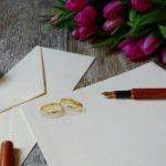 Свадебные приглашения – важная деталь торжества