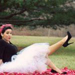 Модные короткие свадебные платья
