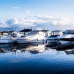 Аренда моторных лодок и яхт в Москве