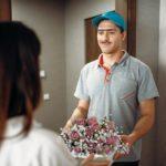 Онлайн магазин цветов с доставкой по всему миру