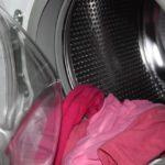 Как отстирать свадебное платье в стиральной машине.