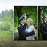 свадьба в захарово
